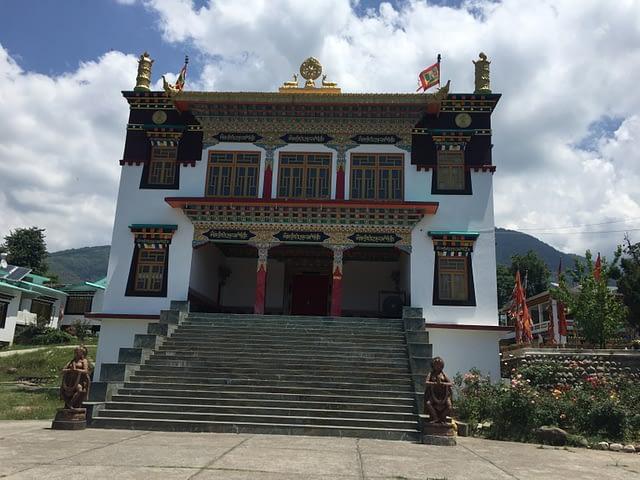 Monastery in Bir